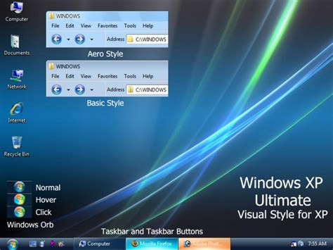 Windows 7 Ultimate Themes Download For Xp | windows xp ultimate theme