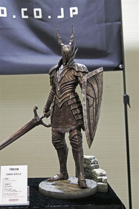 dark souls black knight statue gecco toy discussion