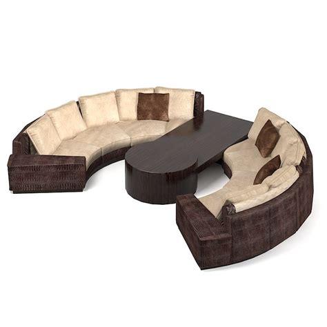sofa bar formitalia sofa bar 3d model
