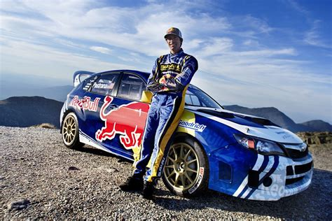 Travis Records Breaking Travis Pastrana Subaru End Partnership