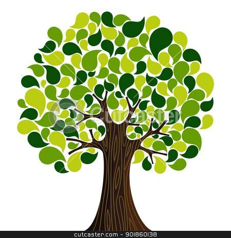 tree clipart free abstract tree clipart 35