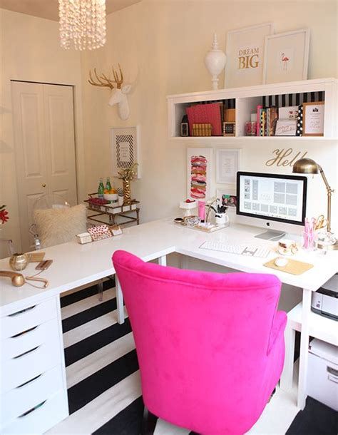 home office decor inspiring feminine home office decor ideas for your dream job
