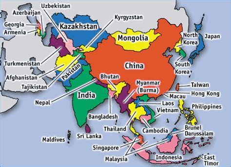 map of all of asia tmps 4mf s integrated studies website page 2