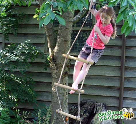 rope swinging games rope ladder tree swing tree rope swing
