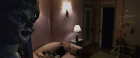 annabelle doll trailer 2014 new annabelle trailer reveals new ways conjuring doll