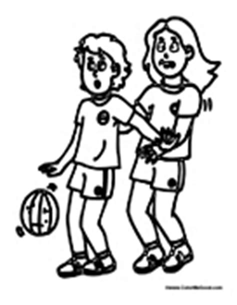 coloring pages physical education physical education coloring pages