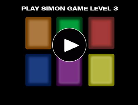 stumptownblogger time to play simon simon game online level 3