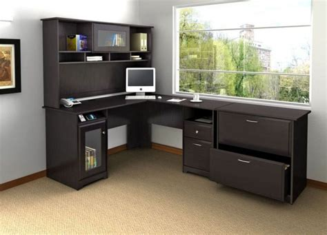 Large Home Office Desk Large Corner Desk Home Office Decorating Schemes