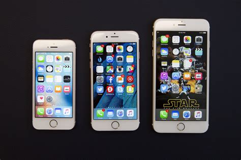 e iphone 6 apple s iphone se specs vs the iphone 6 iphone 6s and iphone 5s specs cnet