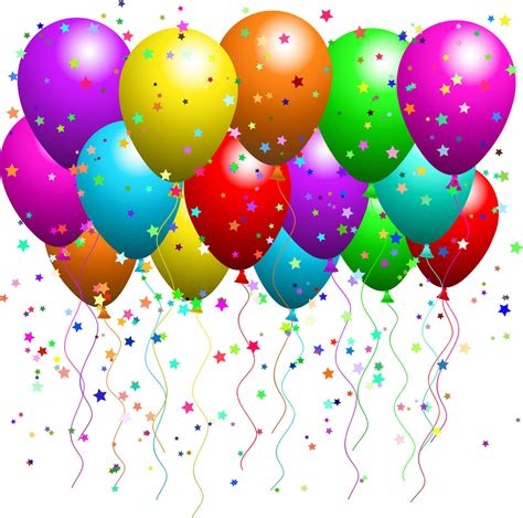 birthday clipart birthday balloons free birthday clipart balloons muuf