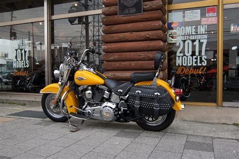 Used Harley Davidson Motors by For Sale Flstc Heritage Softail Classic 寺田モータース