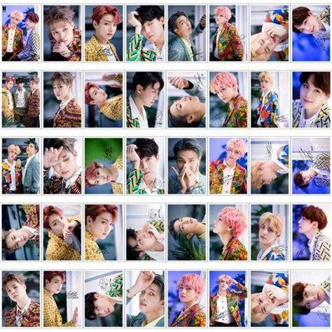 bts mania shop bts love  answer idol photocard