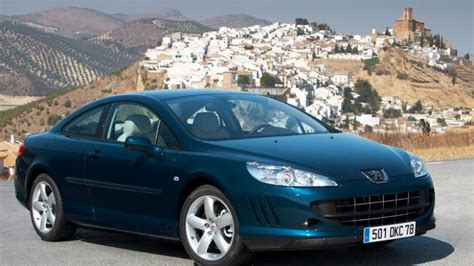 car review peugeot  coupe