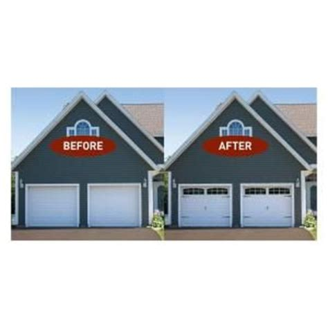 home depot garage door decorative hardware faux window home depot and crowns on pinterest