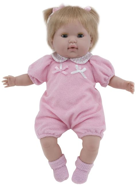 Sale 15 Babydoll Blue S 15 quot dolls by berenguer nonis baby doll pink and white