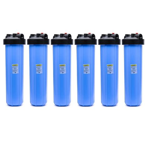 Dijamin Original Catridge 10 Inch Water Filter Air Busa Saringan Air hfpp 1 pr20 pentek big blue whole house 20 inch filter 6 pack