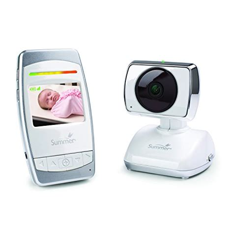 summer infant baby monitor baby monitor summer infant baby secure pan scan zoom