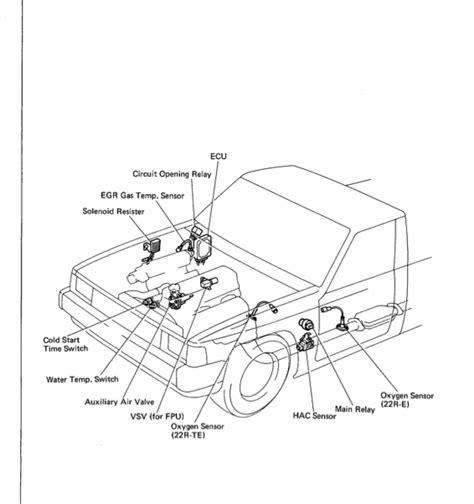 Toyota 4runner Starter Location 4runner Starter Relay Location 4runner Get Free Image