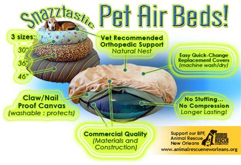 home gertie gear high style low maintenance orthopedic air beds designed with you your pet
