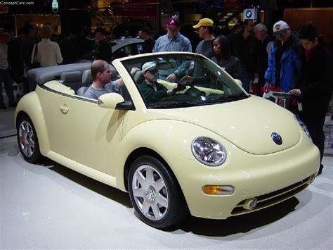 2003 Volkswagen Beetle by 2003 Volkswagen New Beetle Convertible Pictures