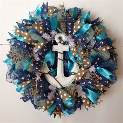 nautik deko 348 best bay wreath designs my custom wreaths deco
