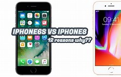 Image result for iPhone 6S Plus vs Iphone8. Size: 249 x 160. Source: www.youtube.com