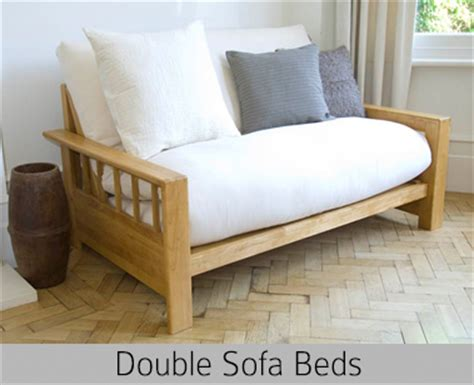 double sofa bed uk single double 2 3 seater sofa beds futon company