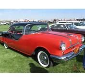 1955 Pontiac Chieftain 2dr Hardtop