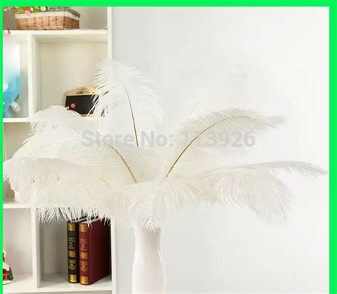 white ostrich feathers for sale centerpieces compare prices on ostrich feathers centerpieces