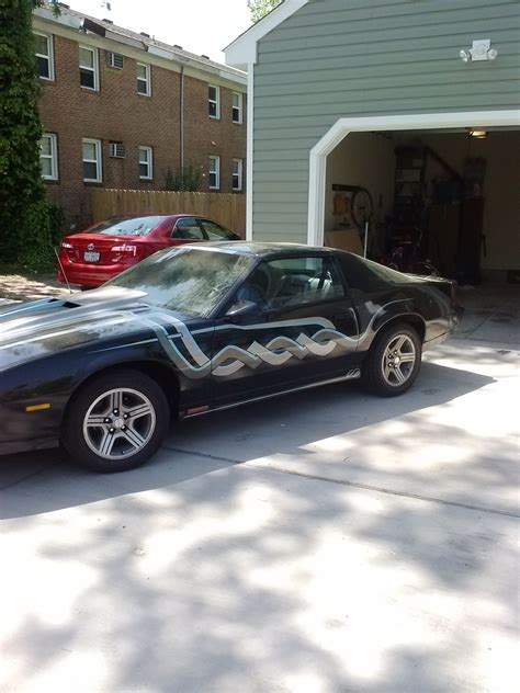 virginia 1982 camaro indy pace car for sale third