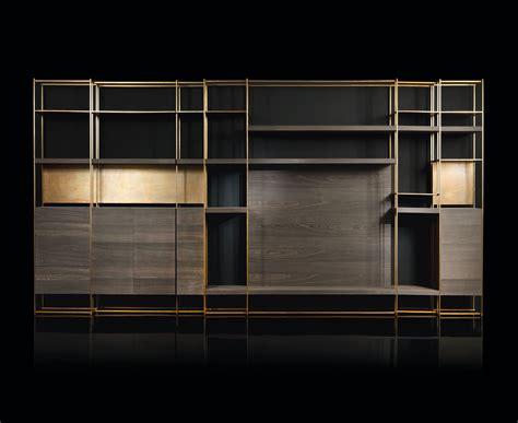 depth bookshelf structure square brass pipe