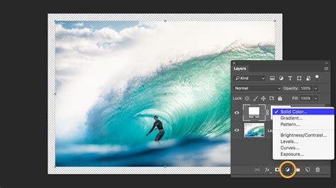 tutorial to adobe photoshop how to add a border or frame around a photo in photoshop