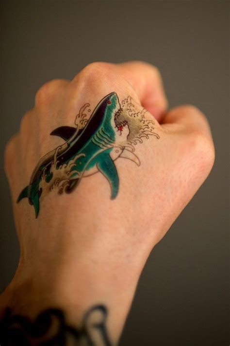 badass small tattoos 25 best ideas about small shark on