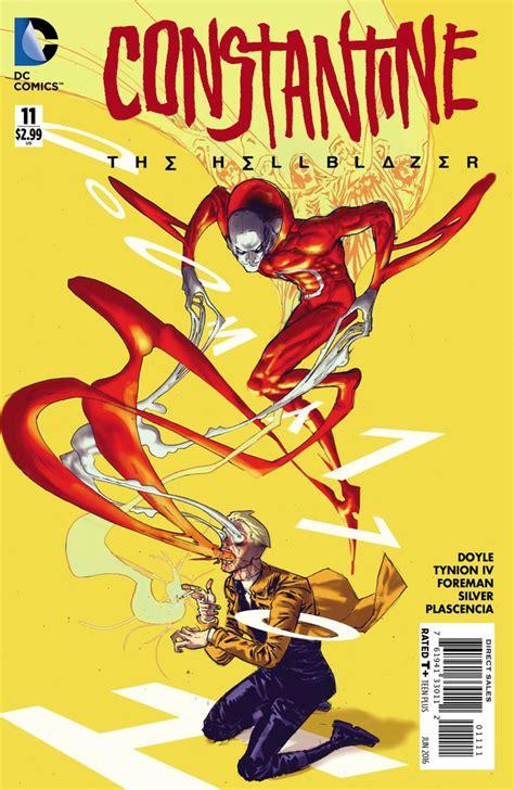 Dc Comics Hellblazer 64 previewsworld constantine the hellblazer 11