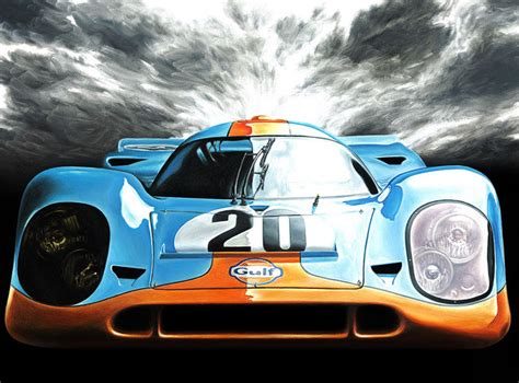 gulf porsche wallpaper porsche 917 gulf steve mcqueen le mans 1970 race car