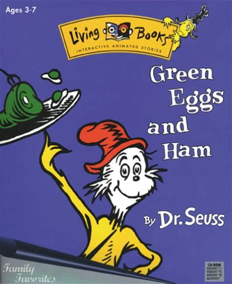 The Living Room Green Eggs And Ham Global Store Software Children S Software