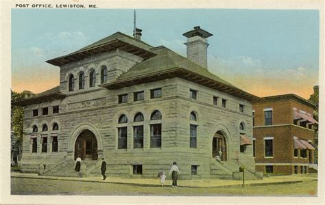 Post Office Auburn Maine by Lewiston Me Official Website