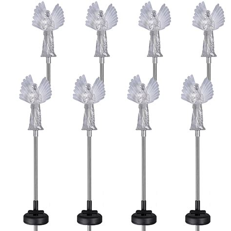 angel solar lights outdoor westinghouse color changing solar lights bing images