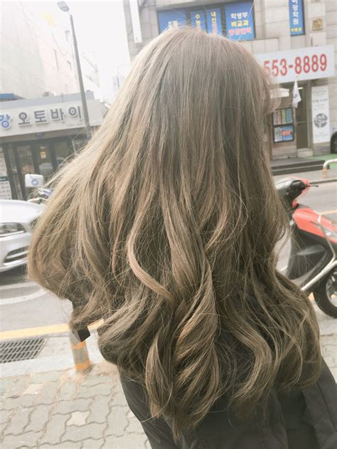 Daily Hair Clip Jm08 Light Brown Wave Ullzhang Wig Extension Import korean accessories and hairstyles 2017 official korean fashion