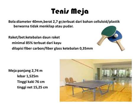 Lapangan Tenis Meja Kayu Jati ppt sepak bola powerpoint presentation id 2235044