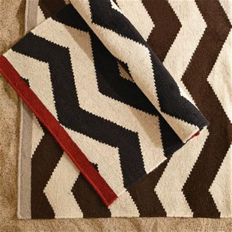 west elm chevron rug lulu design trendy tuesday
