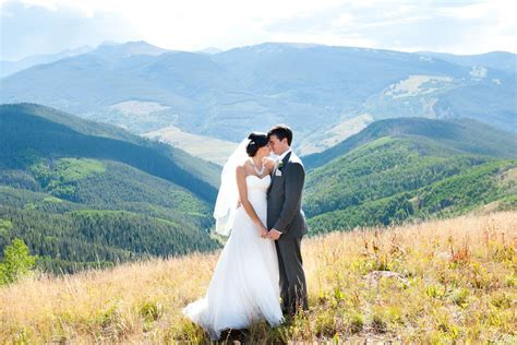 A Modern Mountain Wedding in Vail, Colorado ? Luxe