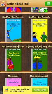 Kisah Alkitab Pilihan alkitab anak apl android di play