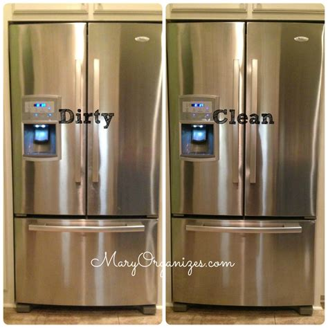 disinfect stainless steel stainless steel fridge clean stainless steel fridge