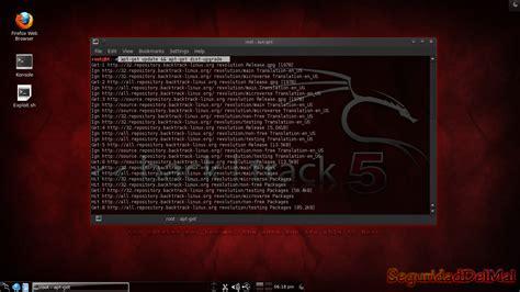 tutorial dsniff ubuntu descargar backtrack 5 r3 mega espa 241 ol 2014 full iso