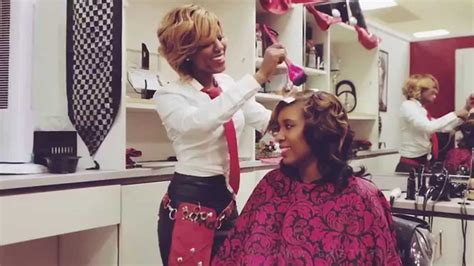 black updo hairstylist in cheverly md beauty salon for black hair blonde hair light hairstyles