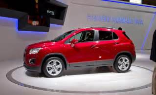 2016 chevrolet trax review and price united cars
