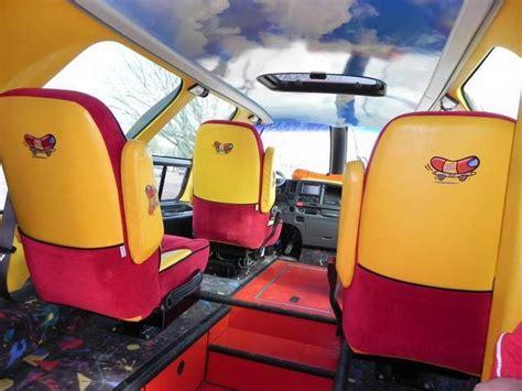 Oscar Mayer Wienermobile Interior by Image Gallery Wienermobile Seats