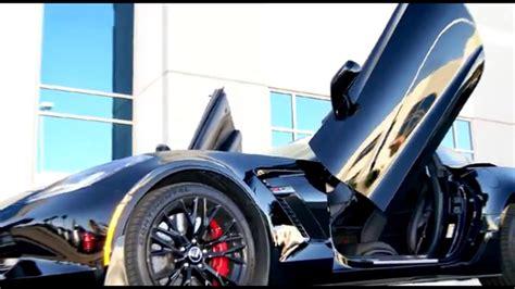 corvette vertical doors chevrolet corvette c7 z06 lambo doors by vertical doors
