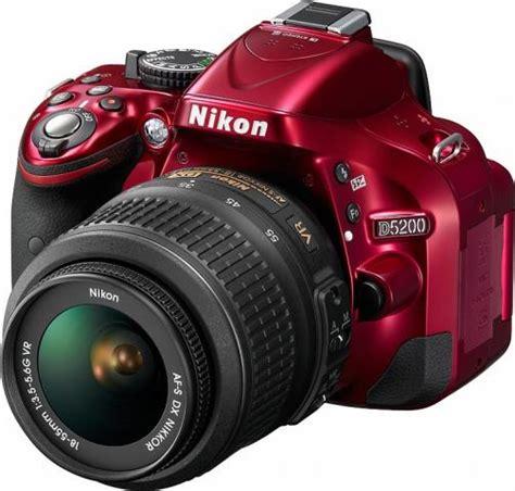 Kamera Nikon D5200 Di Malaysia nikon d5200 aps c kamera mit 24 megapixeln